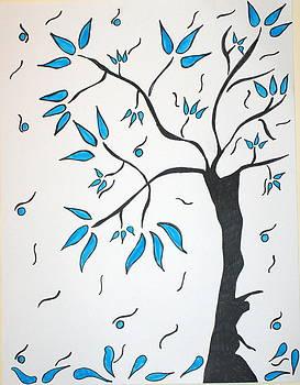 Beautiful Tree by Sandra Conceicao