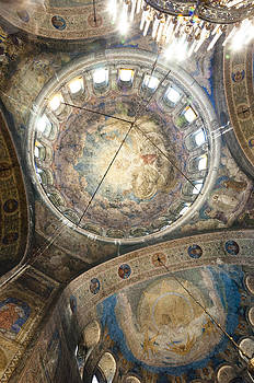 Beauty of domes by Yevgeni Kacnelson
