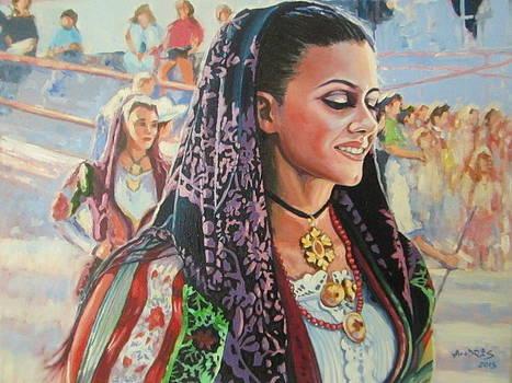 Beauty Of Sardinia by Andrei Attila Mezei