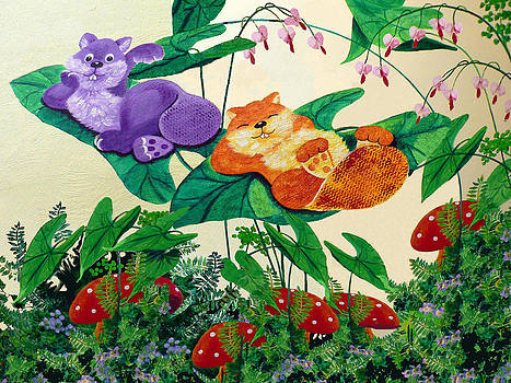 Hanne Lore Koehler - Beaver Buddies