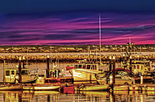 Randall Branham - Becca Anna Cape Cod Boat