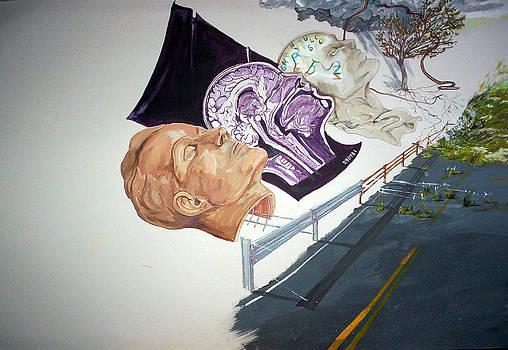 Becoming conscience by Lazaro Hurtado