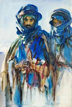 REPRODUCTION - Bedouins