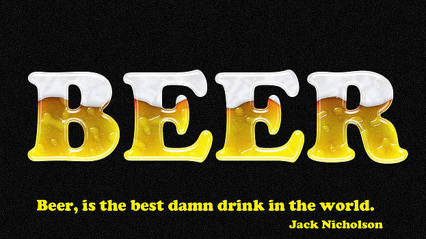 Beer by David Simons