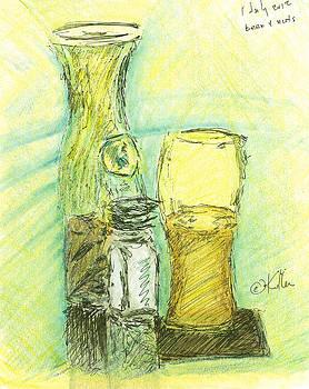 Beer n Nuts by William Killen