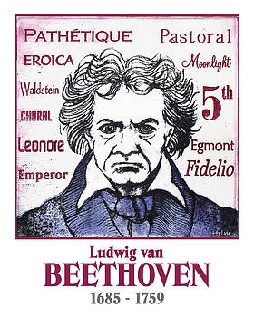 Beethoven by Paul Helm