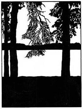 Before Sunrise Gull Lake by Max-Karl Winkler
