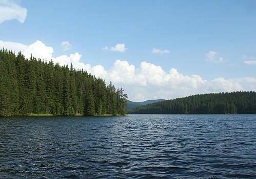 Beglika Reservoir by Dimitar Smilyanov