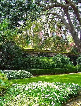 Behind the Garden Gate by Lori Kesten