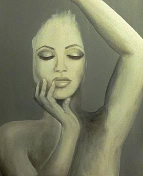 Behind The Mask by Marina Hanson