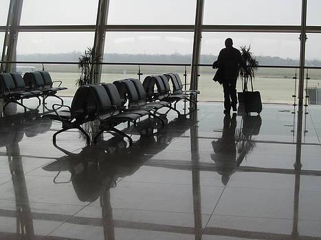 Alfred Ng - beijing airport