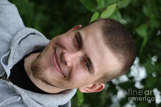 Being happy and grateful. Doctor Andrzej Goszcz by  Andrzej Goszcz