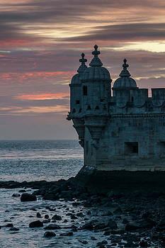 Belem Tower in Lisbon Portugal by Ayhan Altun