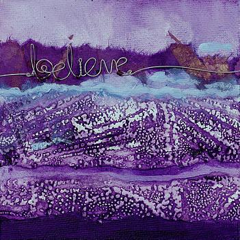 Believe by Carlynne Hershberger