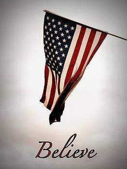 Believe in America by Avis  Noelle