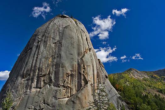 Bell Shaped Mountain by Jason KS Leung