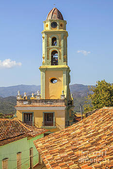 Patricia Hofmeester - Bell tower of church in Cuba