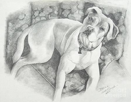 Bella My Pup by Joette Snyder