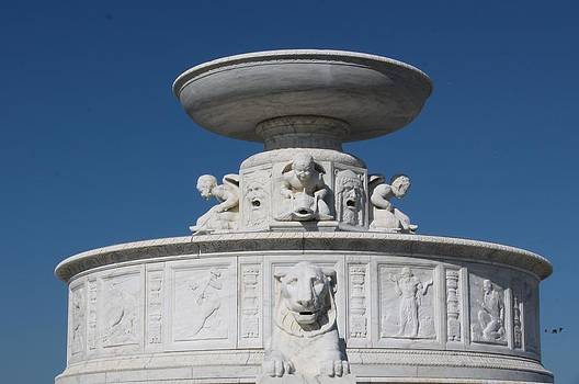 Jim Vansant - Belle Isle Fountain I Detroit