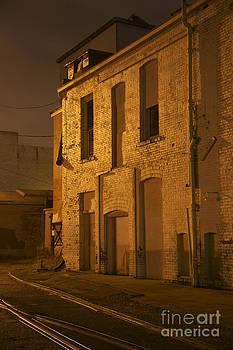 John  Mitchell - Bellingham Back Alley