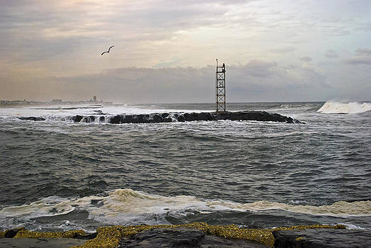 Belmar Seascape by Andrew Kazmierski