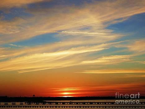 Below the Horizon by E Luiza Picciano