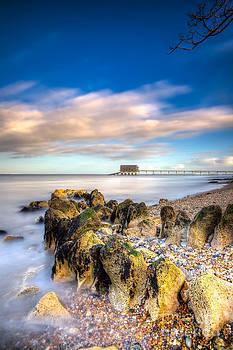 English Landscapes - Bembridge Beach