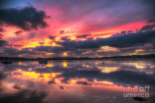 English Landscapes - Bembridge Harbour