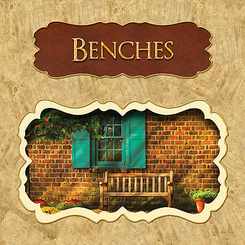 Mike Savad - Benches button