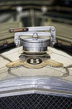 Bentley Le Mans by Peter Falkner