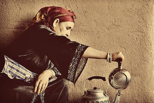 Berber Whiskey by Studio Yuki