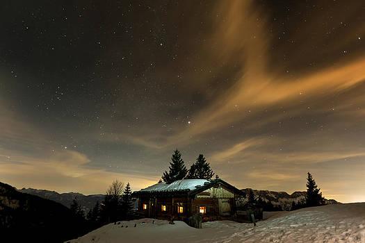 Berchtesgadener Land by Deryk Baumgaertner
