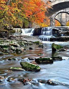 Frozen in Time Fine Art Photography - Berea Falls Ohio