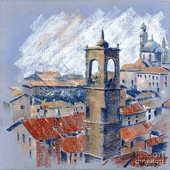 Bergamo. Alta Cita by Viacheslav Rogin
