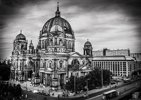Berlin Church by Maik Tondeur