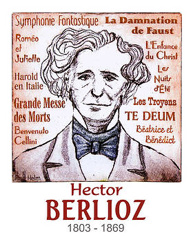 Berlioz by Paul Helm