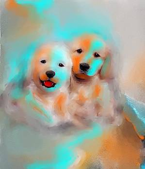 Best Friends by Larry Cirigliano