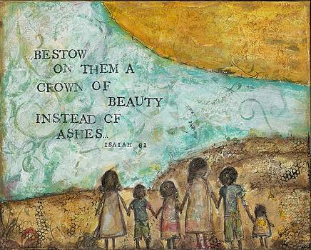 Bestow A Crown of Beauty by Kirsten Reed