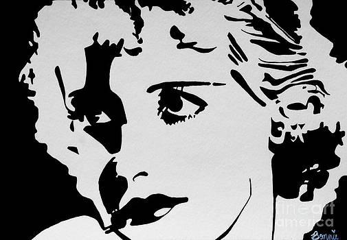 Bette Davis by Bonnie Cushman