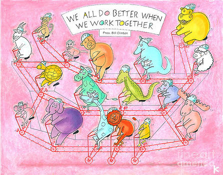 Better together by Aaron Koster