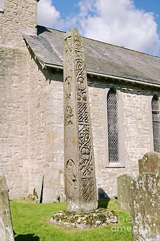 Bewcastle Cross by Tess Baxter