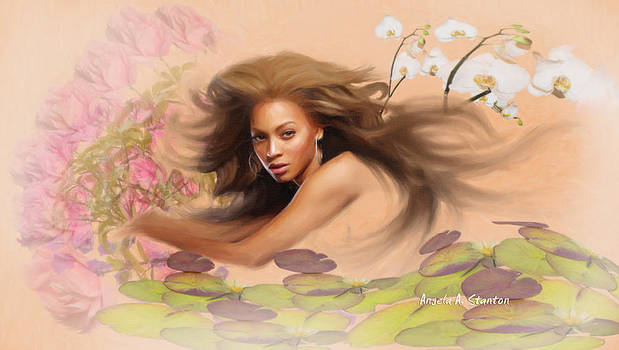 Angela A Stanton - Beyonce