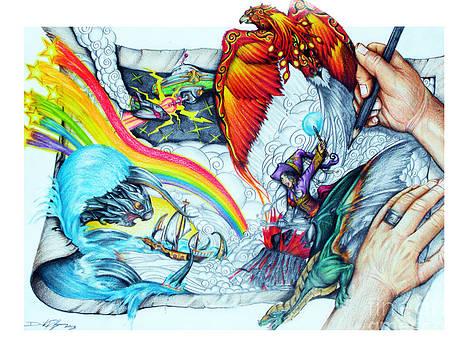 Beyond Imagination by Derrick Rathgeber