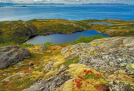 Beyond the Arctic Circle by Maciej Markiewicz