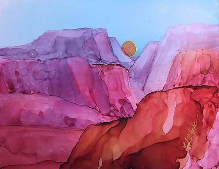 Beyond the Hills by Donna Pierce-Clark