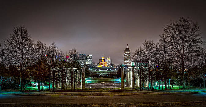 Bicentennial Mall State Park by Patrick Collins