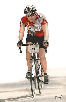 Bicycles Have No Walls by Ferrel Cordle