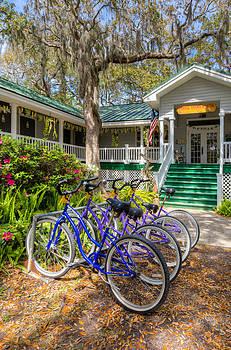 Debra and Dave Vanderlaan - Bicycles on Jekyll Island