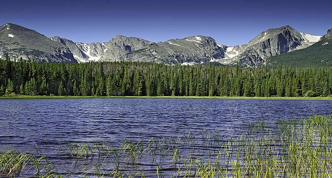 Bierstadt Lake by Tom Wilbert