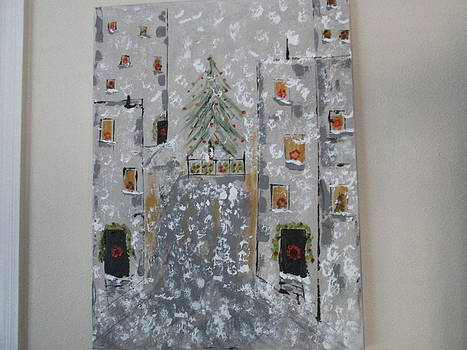 Big Apple Christmas by Sharyn Winters